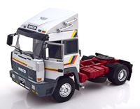 Picture of ROADKINGS IVECO TURBO STAR 1988 SILVER 1/18