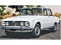Picture of Mitica die cast model  1:18 ALFA ROMEO 1750 BERLINA 2-SERIES 1969 WHITE