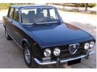 Picture of Mitica die cast model  1:18 ALFA ROMEO 2000 BERLINA 1971 (con decals comando polizia, comando carabinieri e civile) BLUE COBALTO 324