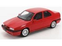 Immagine di Mitica die cast model RESINA  1:18 ALFA ROMEO 155 Q4 1992 ALFA RED