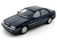 Immagine di Mitica die cast model RESINA  1:18 ALFA ROMEO 164 SUPER 2,0 TWIN SPARK 1992 BLUE MET