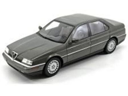 Immagine di Mitica die cast model RESINA  1:18 ALFA ROMEO 164 SUPER 2,5 TD 1992 GREY MET