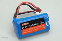 Picture of Batteria Joysway freeman 11.1V 1500mAh 25C Li-Ion
