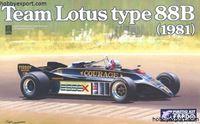 Immagine di EBBRO 1/20 KIT Lotus 88B