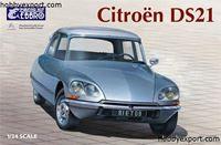 Immagine di EBBRO 1/24 Citroen DS21