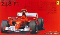 Picture of FUJIMI 1/20 KIT  Ferrari 248 F1 Schumacher Michael 2006