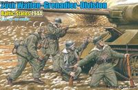 Picture of Dragon - 1/35 KIT 20Th Waffen Grenadier Division
