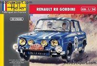 Immagine di Heller -  1/24 KIT Renault R8 Gordini