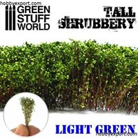 Picture of GSW Tall Shrubbery Light Green