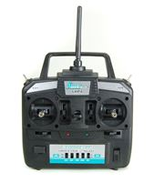 Picture of Ares 6HPA 6-Channel HP Airplane Transmitter, Mode 2: Gamma 370