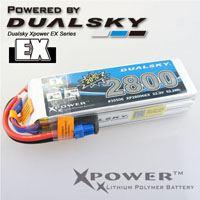 Immagine di Dualsky XP28005EX 2800 5S1P 30C