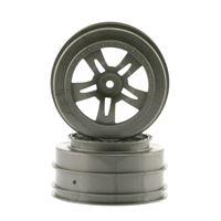 Picture of Hobao 10 SC Wheel, 2 Pcs,  Grey