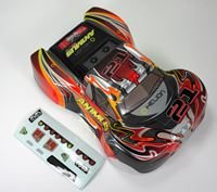 Picture of Helion Animus 18SC Body, Red (Animus SC)