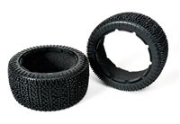 Picture of MCD Racing Xross Max Bite Tyre 190MM white spot (2 pcs.)