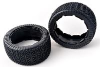 Picture of MCD Racing Xross Max Bite Tyre 190MM blue spot (2 pcs.)