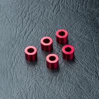 Immagine di MST-Racing Alum. spacer 3X5.5X4.0 (5) (red)