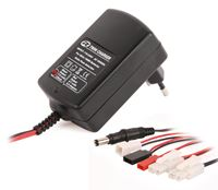 Picture of Robitronic Twin Charger 4-7 cells 0.9A & 7-8 cells 120mA