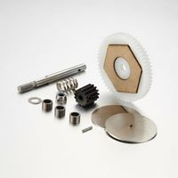 Immagine di TFL Racing Transmission Gear Set 56T POM/13T Metal 32DP for Axial SCX10