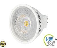 Immagine di V-TAC LED Spotlight SAMSUNG CHIP - GU5.3 6.5W MR16 Riple Plastic 1