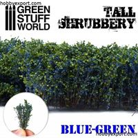 Picture of GSW  Tall Shrubbery Blue Green