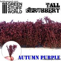 Picture of GSW  Tall Shrubbery Autumn Purple