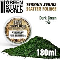 Picture of GSW  Scatter Foliage Dark Green 180 ml