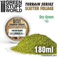 Picture of GSW Scatter Foliage Dry Green 180 ml