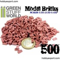 Picture of GSW Model Bricks Red x500