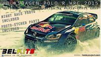 Immagine di KIT 1/24 VOLKSWAGEN POLO R WRC 2015