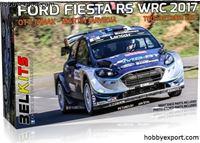 Immagine di Ford Fiesta RS WRC 2017 OTT Tanak Tour de Corse 2017