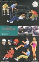 Picture of Fujimi -  1/24 Figures And Interior Accessories