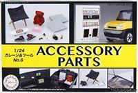 Picture of Fujimi -1/24 Accessory Parts