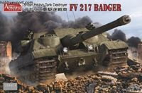 Immagine di AMUSING HOBBY    1/35 KIT BRITISH HEAVY TANK FV217 BADGER