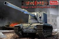 Picture of AMUSING HOBBY   1/35 KIT   FV4005 STAGE 2 SELF PROPELLED GUN