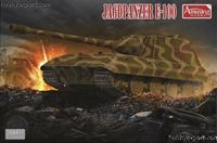 Picture of AMUSING HOBBY 1/35 KIT JAGDPANZER E 100