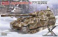 Immagine di AMUSING HOBBY  1/35 KIT JAGDPANTHER II GERMAN TANK DESTROYER