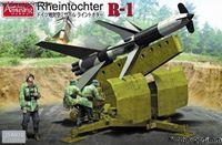 Immagine di AMUSING HOBBY   1/35 KIT RHEINTOCHTER R1
