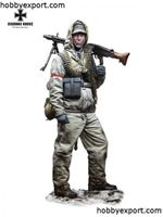 Picture of Andrea miniatures 1/35 KIT  MG42 SS SCHUTZE 1944