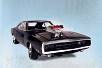 Picture of De Agostini  1/8 Dodge Charger Fast & Furious montata assembled