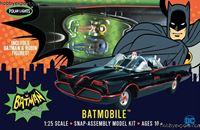 Picture of POLAR LIGHT 1/25 KIT   Batmobile Snap Kit Painted Figures
