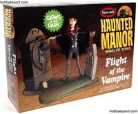 Picture of POLAR LIGHT  1/12 KIT Haunted Manor Flight of the Vampire