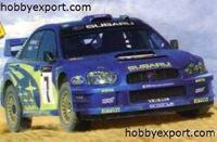 Immagine di Heller 1/24 KIT  SUBARU IMPREZA WRC SOLBERG ARGENTINA 2003