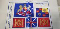 Immagine di Bandiera SOVEREIGN OF THE SEAS cm.25x17 ( 1pz.)